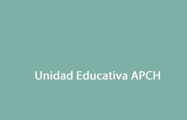 Unidad Educativa APCH